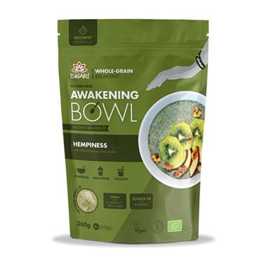 Iswari Awakening Bowl Breakfast Mix Hempiness 360g