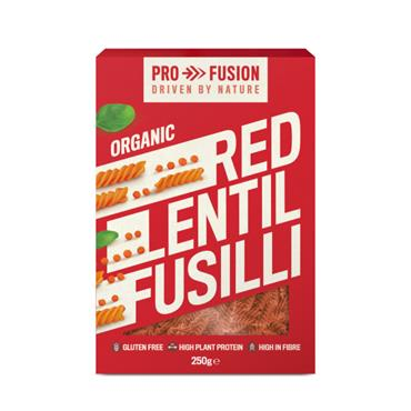 Profusion Organic Red Lentil Pasta 300g