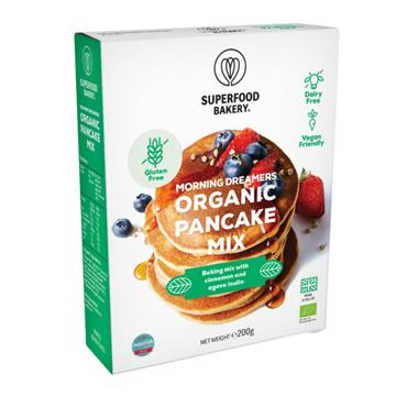 Superfood Bakery Dream Pancake Mix 205g