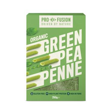 Profusion Organic Green Pea Penne 250g