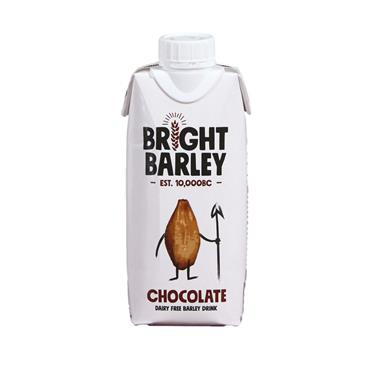Barley Bright Dairy Free Barley Chocolate Drink 330ml