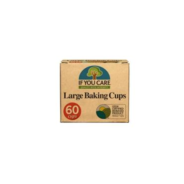 IF YOU CARE BAKING CUPS UNBLEACHED