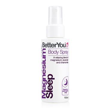 BetterYou Magnesium Oil Sleep Spray 100ml