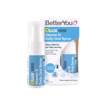 Better You Dlux Vitamin D 1000 15ml