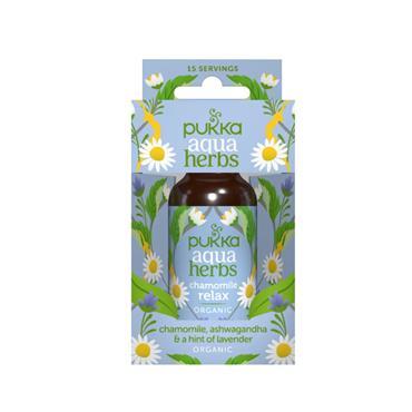 Pukka Aqua Herbs Organic Chamomile Relax Tincture 30ml