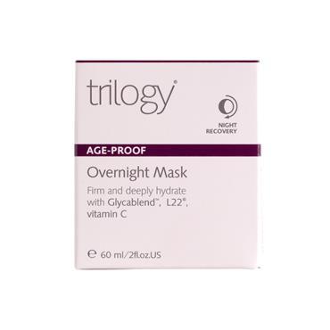 Trilogy Age-Proof Overnight Mask 60g