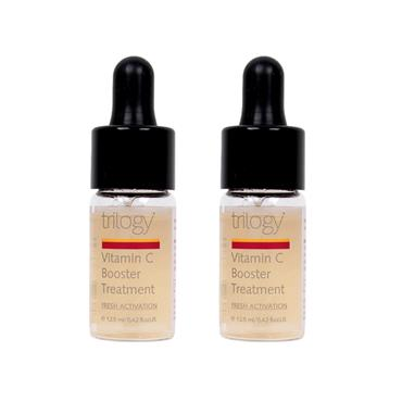Trilogy Vitamin C Booster Double Pack 12.5ml x2