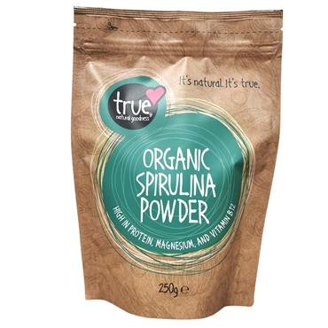 True Natural Goodness Organic Spirulina Powder 250g