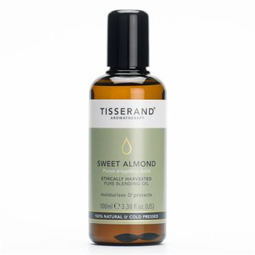 Tisserand Sweet Almond Oil 100ml