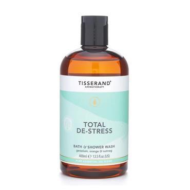 Tisserand De-Stress Shower Wash 400ml