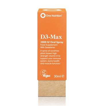 One Nutrition D3-Max 30ml