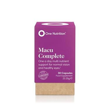 One Nutrition Macu Complete 30s