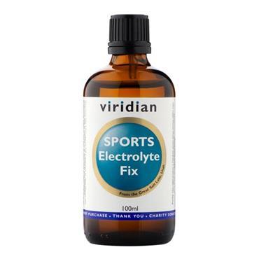 Viridian Sports Electrolyte Fix Liquid 100ml
