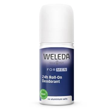 Weleda Men's Roll On Deodorant 50ml