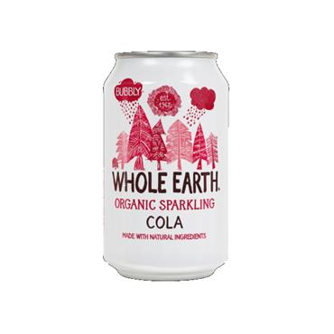 Whole Earth Sparkling Cola 330ml