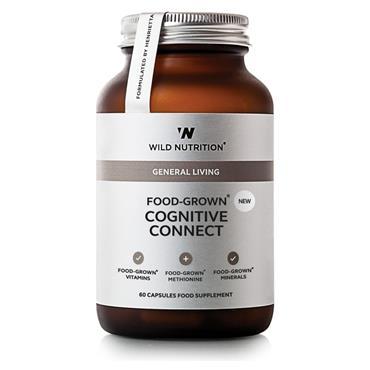 Wild Nutrition Cognitive Connect 90 caps