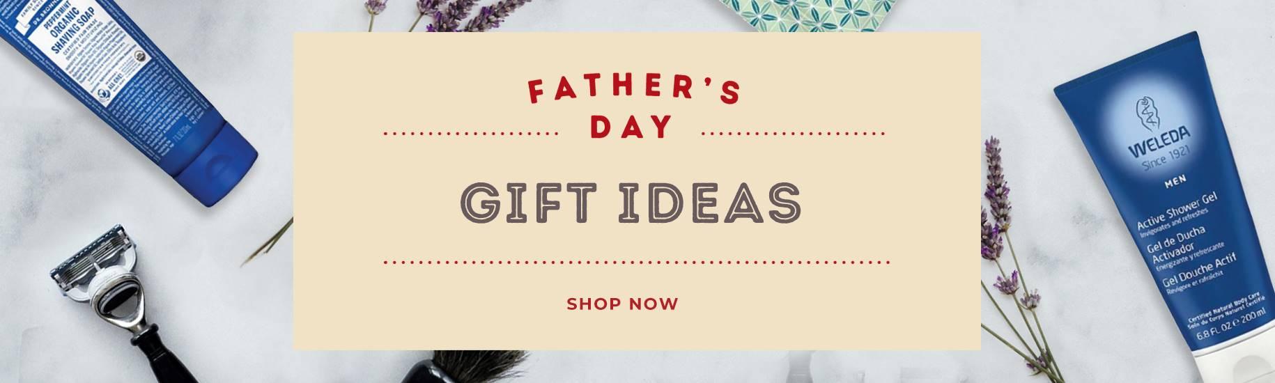 Nourish Father gift