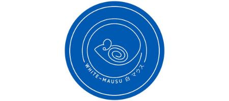 White Mausu Logo