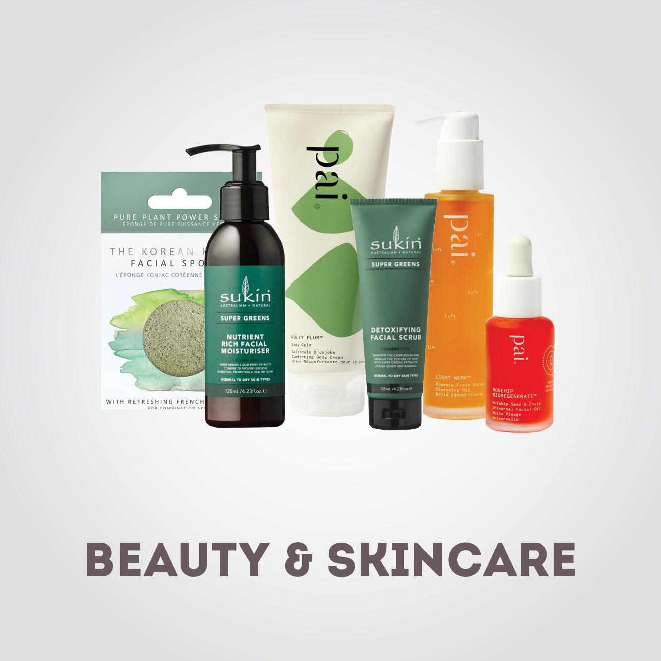 Skincare/ Personal Care