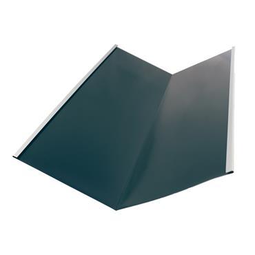 Valley Trough Alu. Blue/Black 2.4m