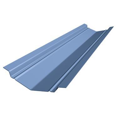 Standard Valley Trough GRP (double lap slate/ tiles) 330 x 3000mm