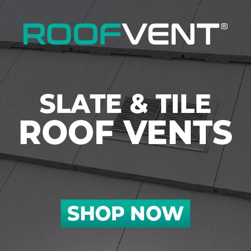 Slate & Tile Roof Vents