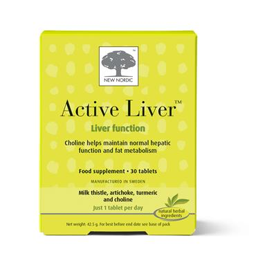 New Nordic Active Liver 30s