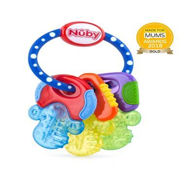 Nuby Icy Bite keys Boy 3M+