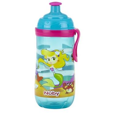 Nuby Thirsty Kids Toddler Cup Busy Sipper 18M+