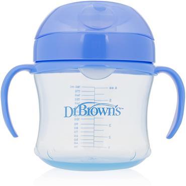 Dr Brown's Soft Spout Transition Cup Blue 6M+