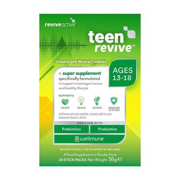REVIVE ACTIVE TEEN 13-19 YEARS 20