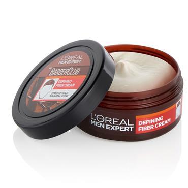 L'Oreal Men Expert BarberClub Defining Fibre Cream 75ml