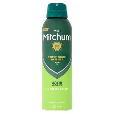 Mitchum Supreme Fresh Aerosol  200ML