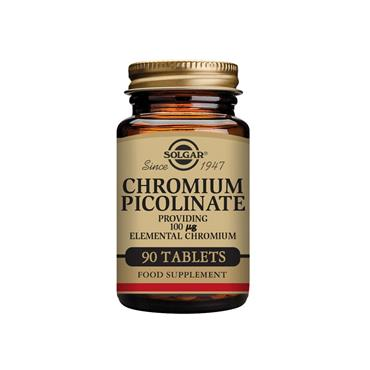 Solgar Chromium Picolinate 100 ug 90