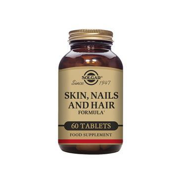 Solgar Skin, Nails and Hair Formula 60