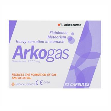 ARKOGAS CAPSULES 32s