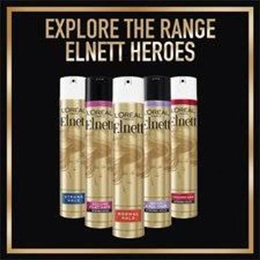 L'Oréal Elnett Infinite Shine Supreme Hold 200ml