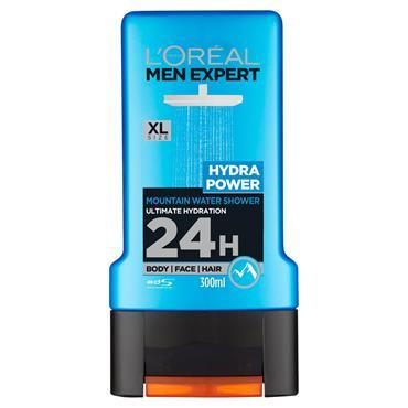 L'Oreal Men Expert Hydra Power Shower Gel 300ml