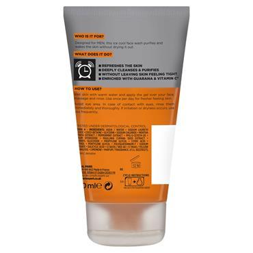 L'Oreal Men Expert Hydra Energetic Anti-Fatigue Face Wash 100ml