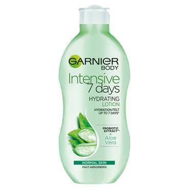 Garnier Intensive 7 Days Aloe Vera Body Lotion Normal Skin 400ml