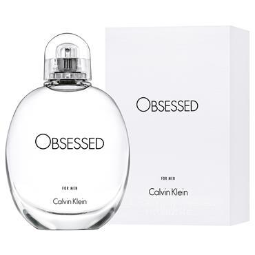 Calvin Klein Obsessed for Men 125ml EDT