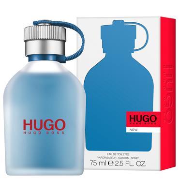 HUGO BOSS NOW 75ML EDT