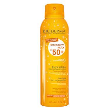 Bioderma PHOTODERM BRUME SOLAIRE SPF50+ / Sun Mist -  150ml
