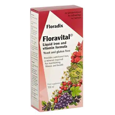 FLORADIX Floravital Liquid Formula 500ml