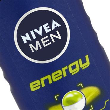Nivea MEN Shower Energy 250ML