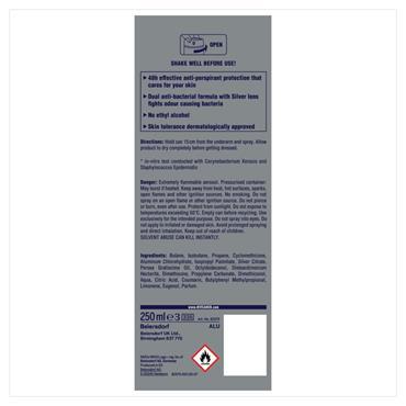 Nivea MEN Deodorant Silver Protect Spray 250ML