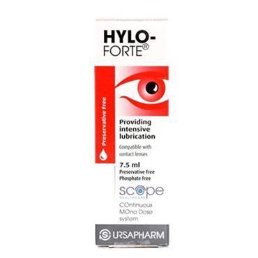 HYLO FORTE DROPS 7.5ML