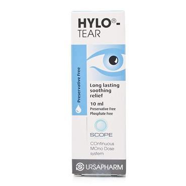 HYLO TEAR DROPS 7.5ML