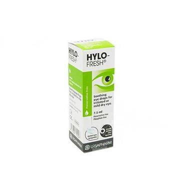 HYLO FRESH DROPS 7.5ML