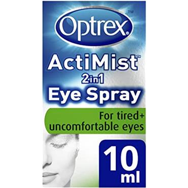 optrex Actimist Tired & Uncomfortable Eyes 10ml